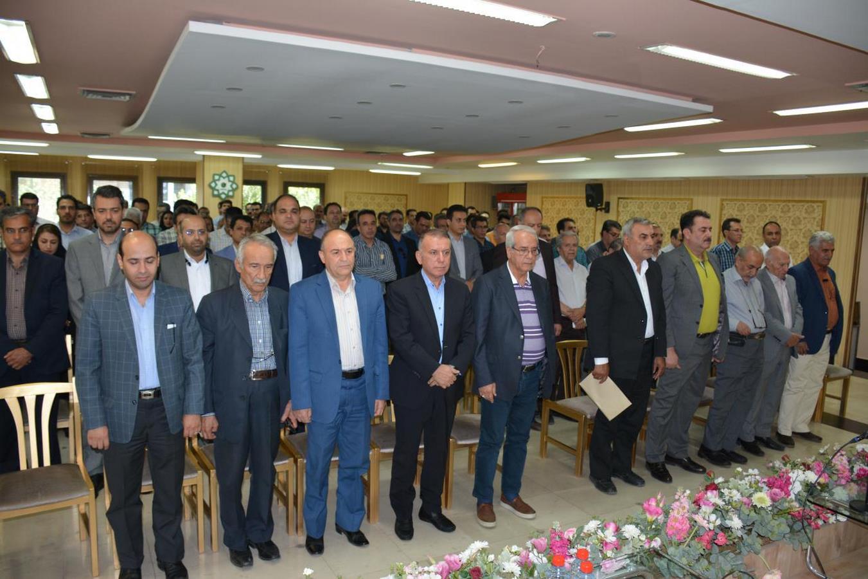 برگزاری مراسم گرامیداشت عید سعید قربان