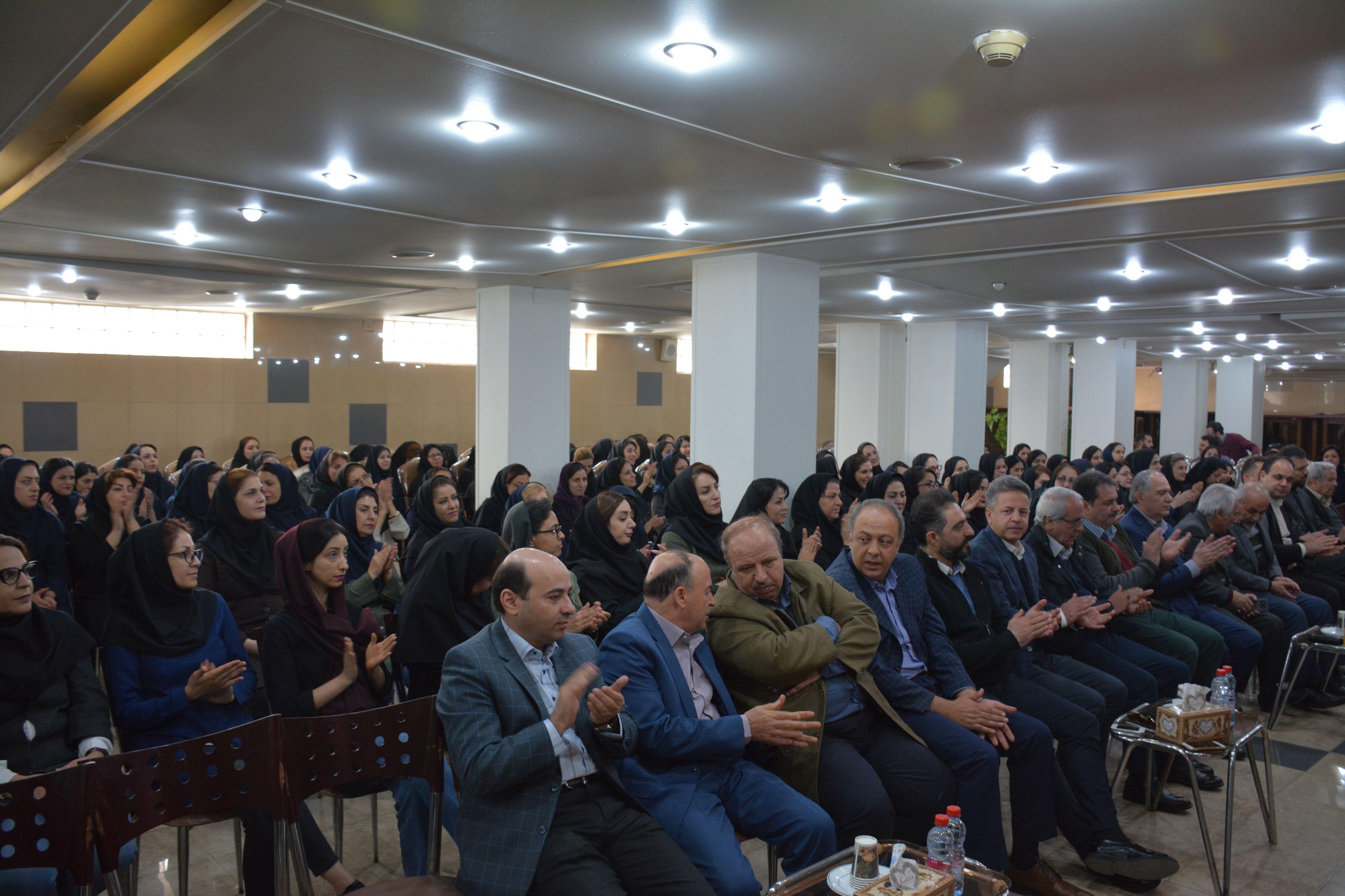 برگزاری مراسم جشن تکریم مقام زن شنبه مورخ 27-11-98