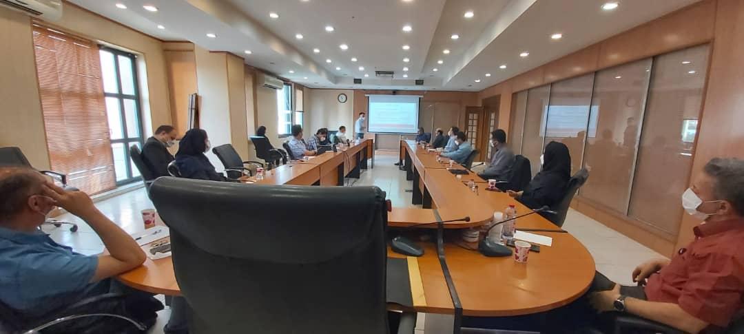 برگزاری کارگاه آموزشی کمیته توسعه بازار